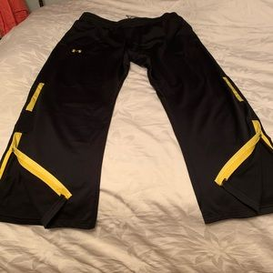Under Armour Sweat or Track Pants NWOT 3 XL